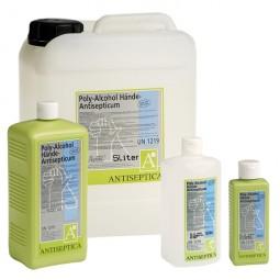 Poly-Alcohol Hände Antisepticum