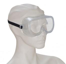 Schutzbrille ohne Ventile