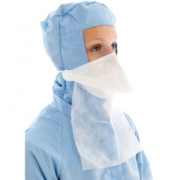 BioClean DB steriler Mundschutz mit Halsschutz BDBS-G
