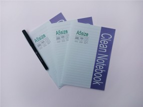 Reinraumlogbuch, liniert, nummerierte Seiten A6