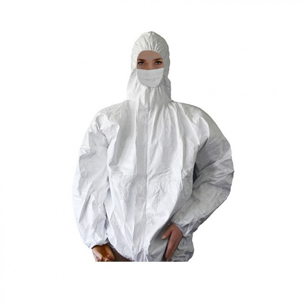 Tyvek 174 Jacket With Hood Coat Jacket Pants Disposable