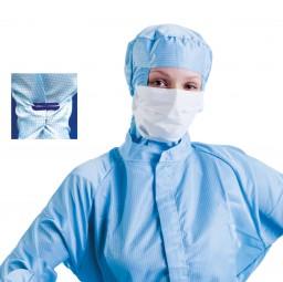 BioClean Steriler Reinraum Mundschutz mit Ohrschlaufen