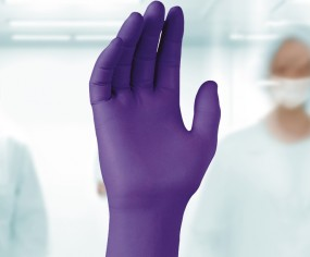 Kimtech Science Purple Nitrile Handschuhe