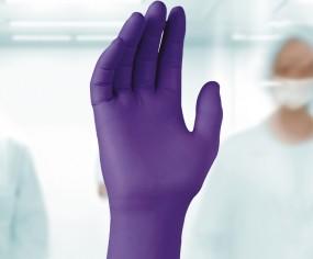 Kimtech Science Purple Nitrile Handschuhe