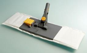 Steriler Flachwisch-Bezug / Einwegmop steril